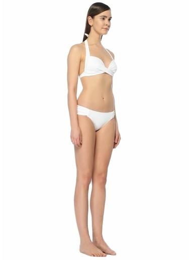 Jets Swimmear Bikini Alt Beyaz